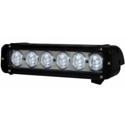 Barre 6 LEDs 60 Watts combo