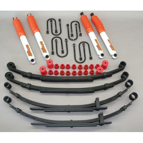 Suzuki Samurai Essence Kit suspension Trail Master +50mm