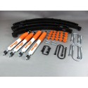 Nissan Patrol 160 +60mm Kit suspension Trail Master