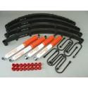 Toyota BJ/FJ 40 Kit suspension Trail Master +60mm