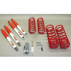 Nissan Patrol GR Y60 1997 5p +60mm Kit suspension Trail Master