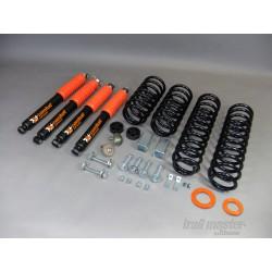 Jeep Wrangler JK 2007 Combat Long Essence Kit +5cm Trailmaster