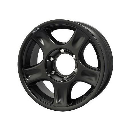 RACER NOIR - 8 x 16 - 5 x 150 - Dep 40