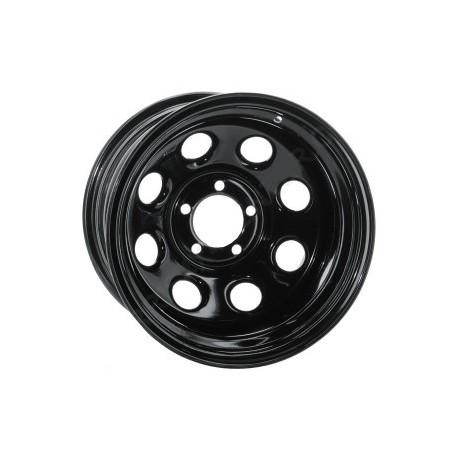 Soft 8 noir mat - 10x16 - 6x139.7 - Dep -44