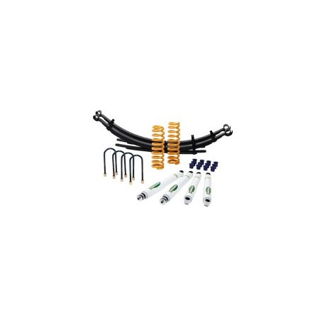 HiLux - Vigo (depuis 03/2005) - Medium - Suspension Ironman pour Toyota