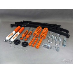 Nissan Navara D40 2006 Kit suspension Trail Master +6cm