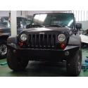 JK Wrangler avant - Pare-choc pour Jeep