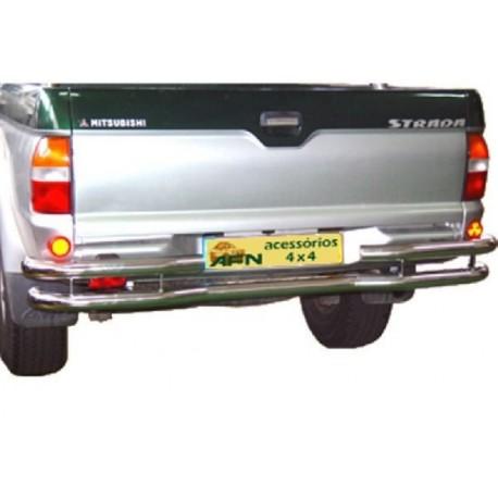L200 (de 1997 à 2006) arrière - Pare-choc pour Mitsubishi