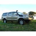 Hilux série 4 (à partir de 2005) - Snorkel pour Toyota